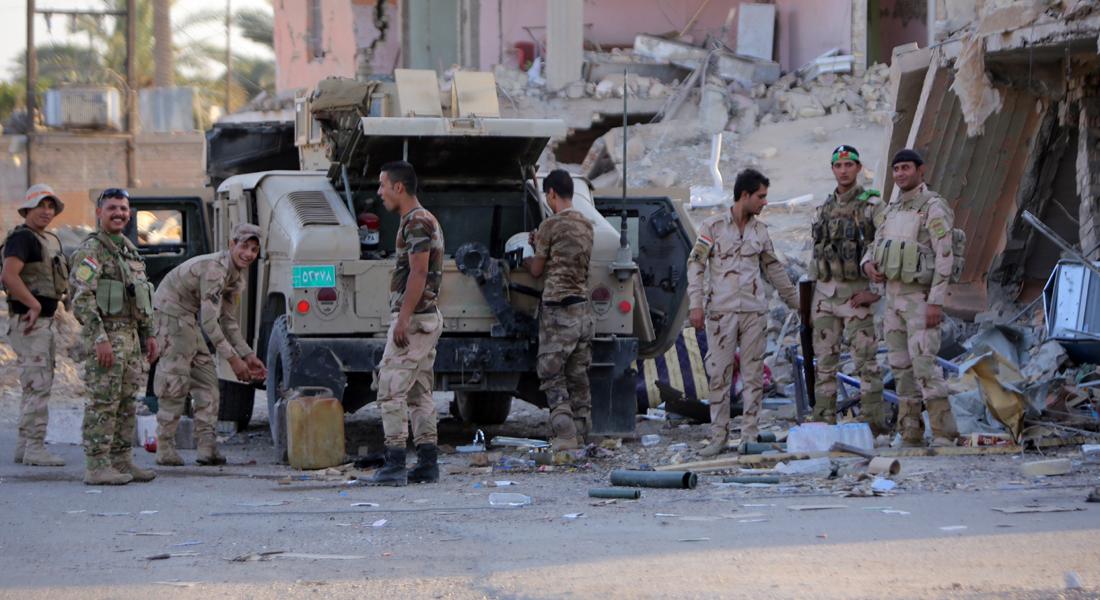 مصادر أمنية لـCNN: الجيش العراقي ينسحب من قاعدة هيت بالأنبار ويحرق معداته بعد هجوم لداعش - CNNArabic.com
