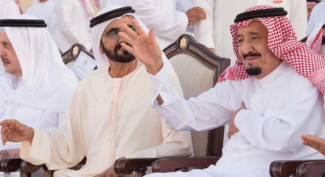 بالصور: الملك سلمان في مهرجان  زايد .. وسفير الإمارات في السعودية: مؤشر صادق على متانة العلاقات الثنائية - CNNArabic.com