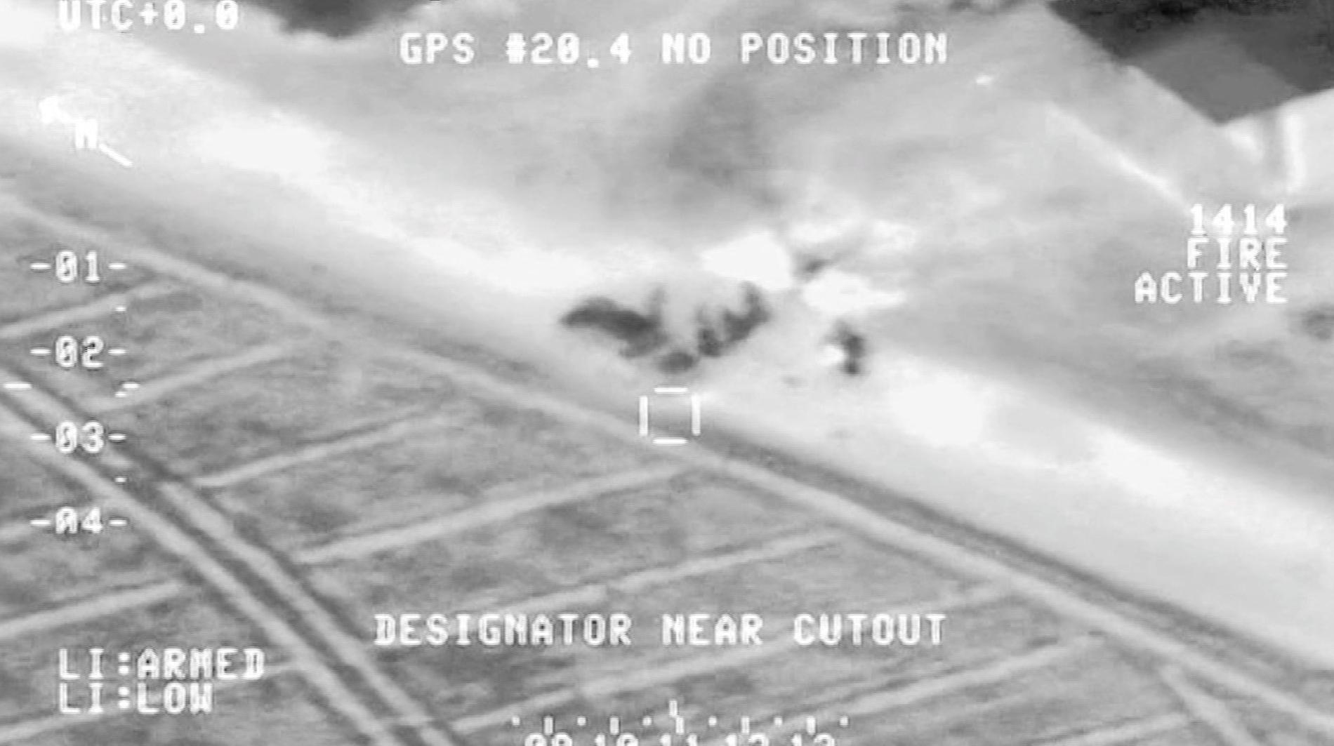 بالفيديو.. كيف يتخفى  داعش  في تنقلاته بين المدن العراقية والإفلات من القصف الجوي - CNNArabic.com