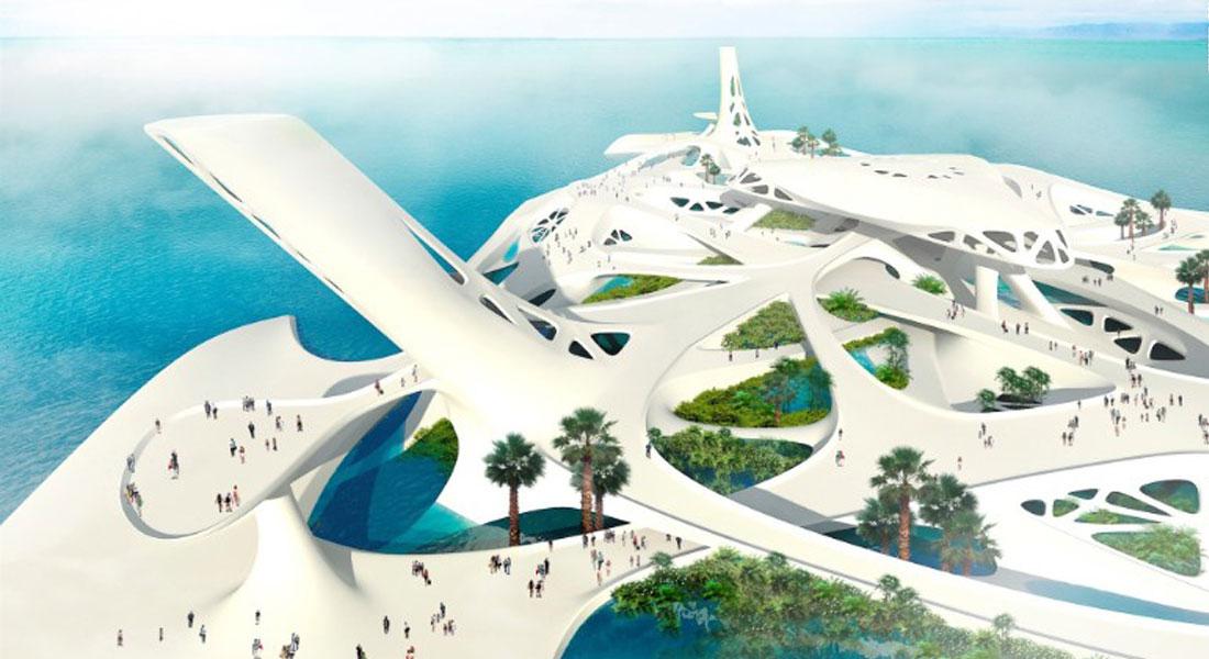 مدينة المستقبل في دبي.. مطبوعة بالكامل!  - CNNArabic.com