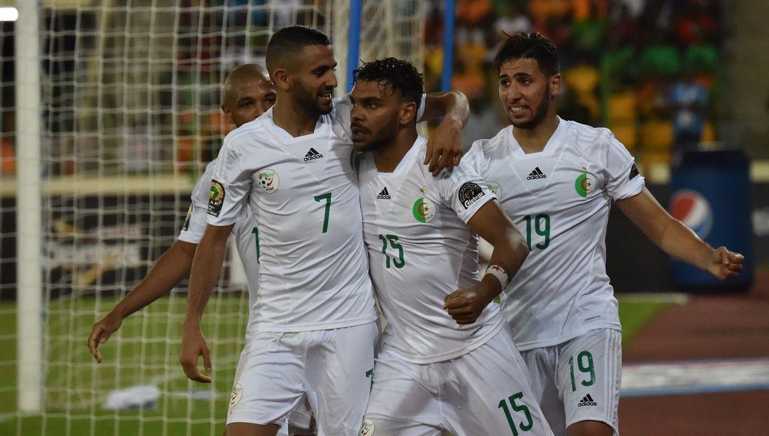 تصفيات أمم إفريقيا 2017: مصر تكتسح تشاد والجزائر تقسو على ليسوطو وليبيا تنهزم - CNNArabic.com