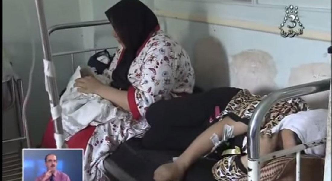 تدهور الصحة في الجزائر يثير جدلًا حادًا بعد تقرير صادم بثته قناة تلفزيونية - CNNArabic.com