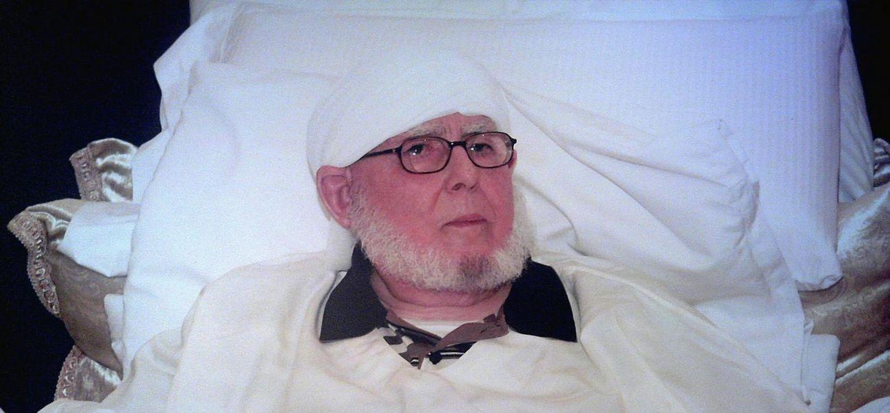 وفاة شيخ الزاوية البودشيشية المغربية حمزة بن العباس - CNNArabic.com