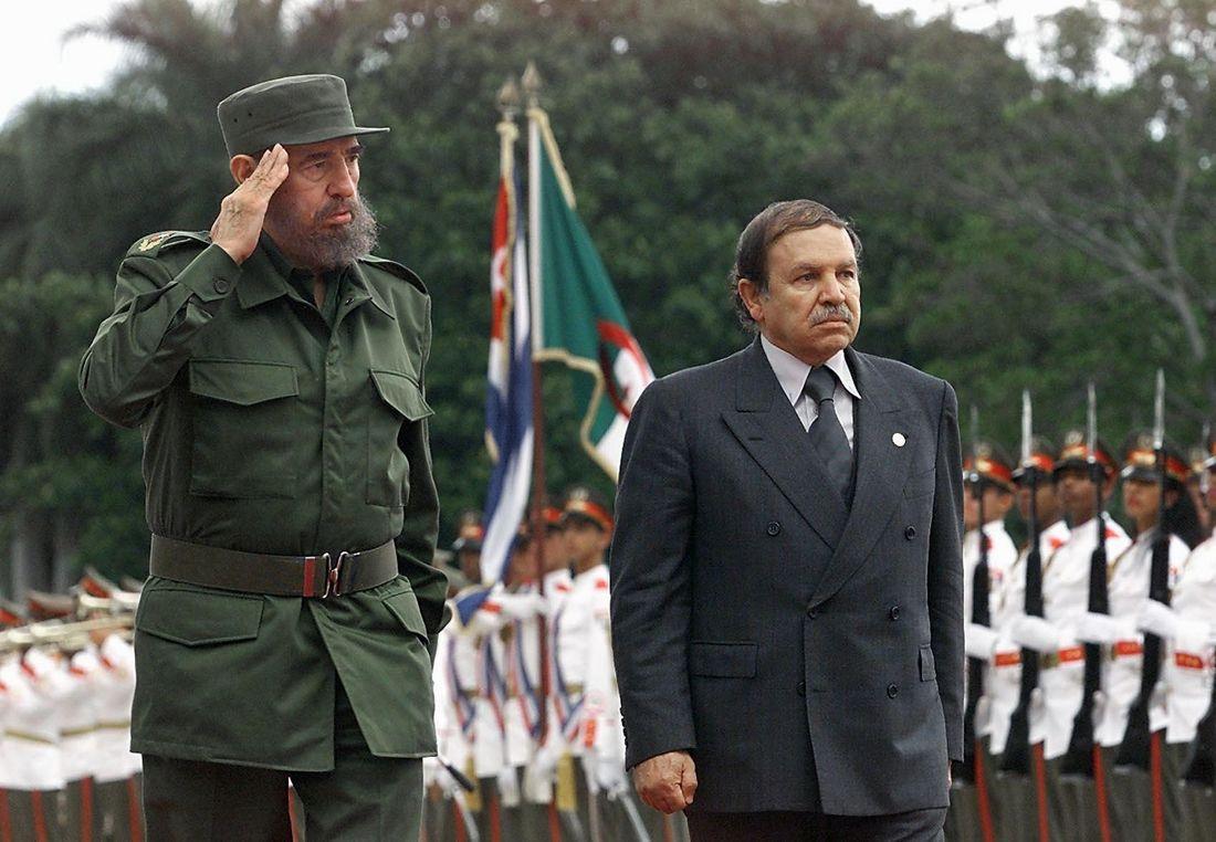 ما هي أسرار العلاقة القوية بين كاسترو والجزائر؟ - CNNArabic.com