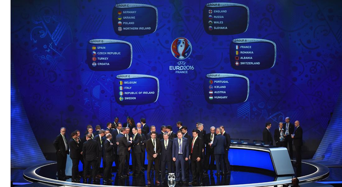 قرعة تاريخية لـ يورو 2016  في باريس بمشاركة 24 منتخباً لأول مرة بغياب بلاتيني - CNNArabic.com