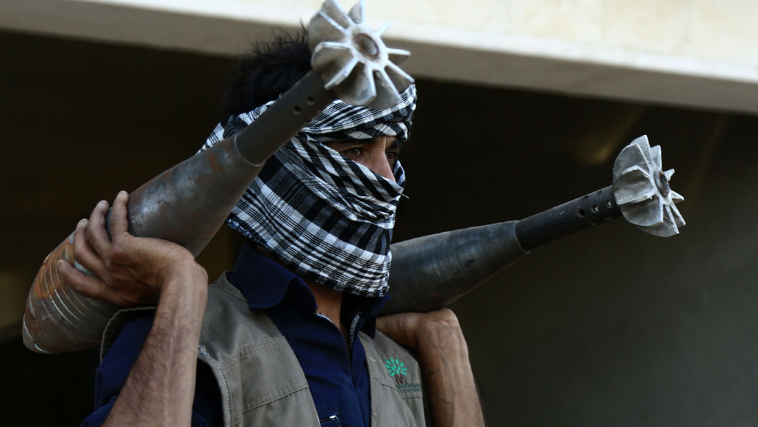 رأي: السؤال الأهم اليوم.. من يحكم الرقة بعد سقوط داعش؟ - CNNArabic.com