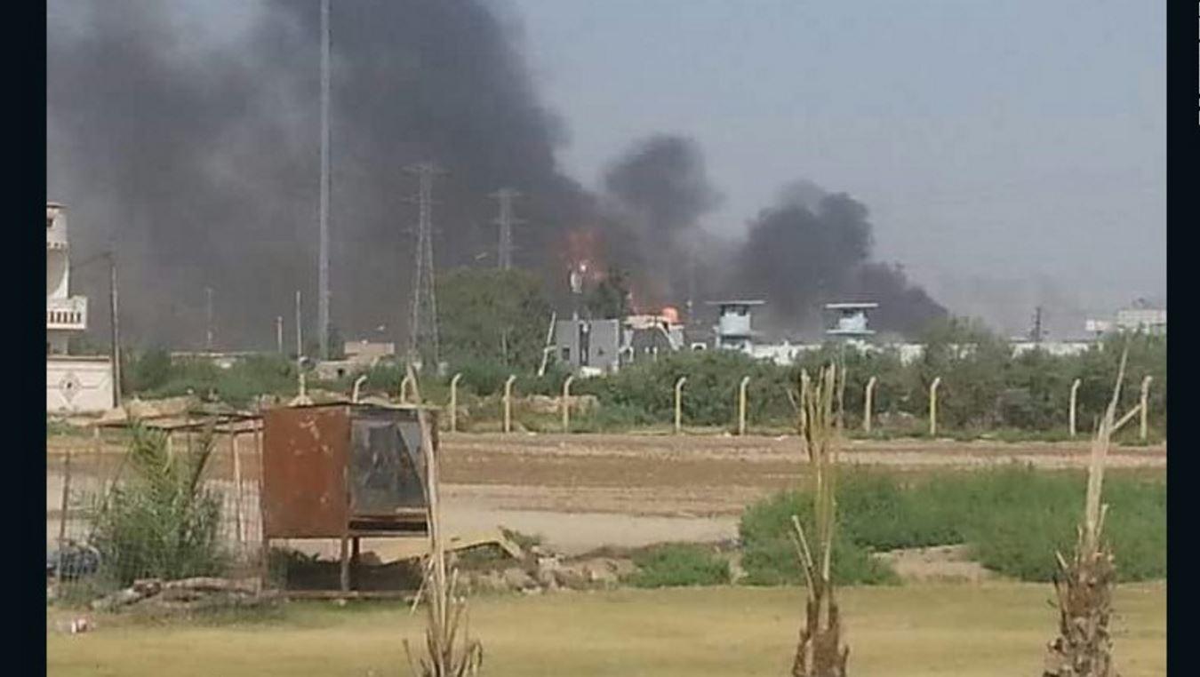 مصادر لـCNN: قتلى وجرحى إثر هجوم  داعش  على مصنع للغاز في بغداد - CNNArabic.com