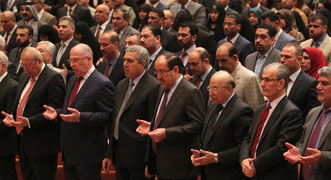 المالكي يرفض تكليف العبادي لخلافته ويهاجم أمريكا وأوباما يرد خطوة واعدة - CNNArabiccom
