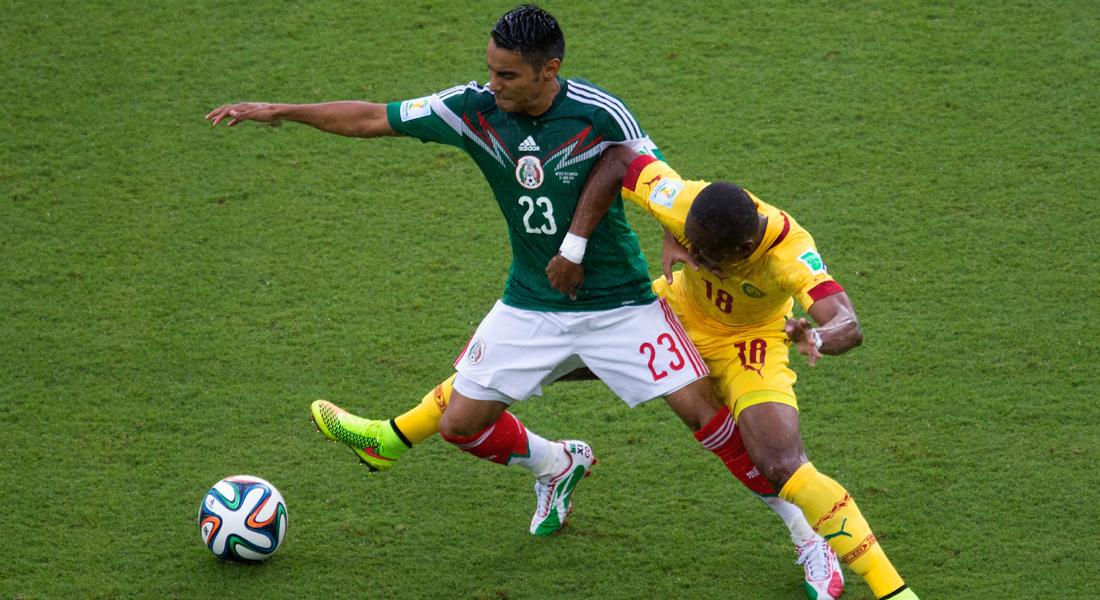 كأس العالم 2014 مباراة المكسيك والكاميرون لحظة بلحظة - CNNArabiccom