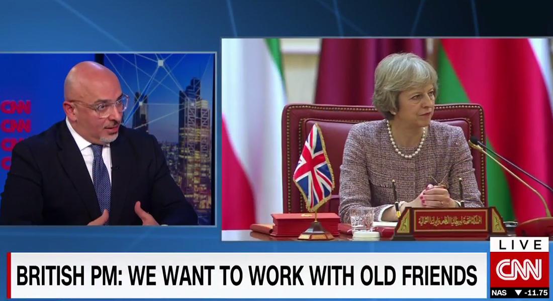 ناظم الزهاوي لـCNN: دول  التعاون الخليجي  مهمة لمستقبل بريطانيا.. وعمليات السعودية في اليمن مدعومة من الأمم المتحدة - CNNArabic.com