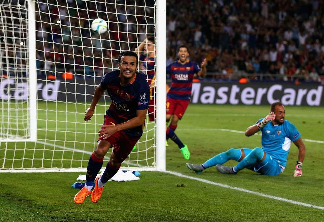 تشيلسي يخطف بيدرو من برشلونة ويحرم المان يونايتد من صفقة تعويض فان بيرسي - CNNArabic.com