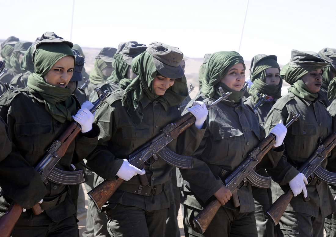 الجزائر ترّد على خطاب العاهل المغربي.. والبوليساريو لا تستبعد العودة إلى الحرب - CNNArabic.com