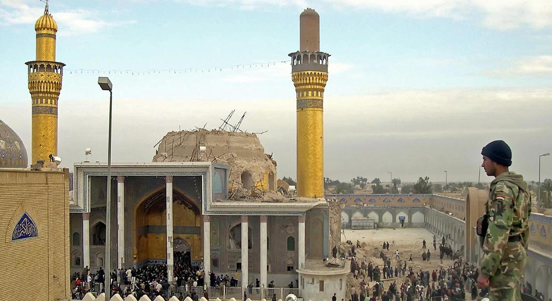 عميل سابق بـCIA: تفجير مسجد صنعاء شبيه بتفجير أضرحة الشيعة بسامراء وهجوم داعش على أوروبا مسألة وقت - CNNArabic.com