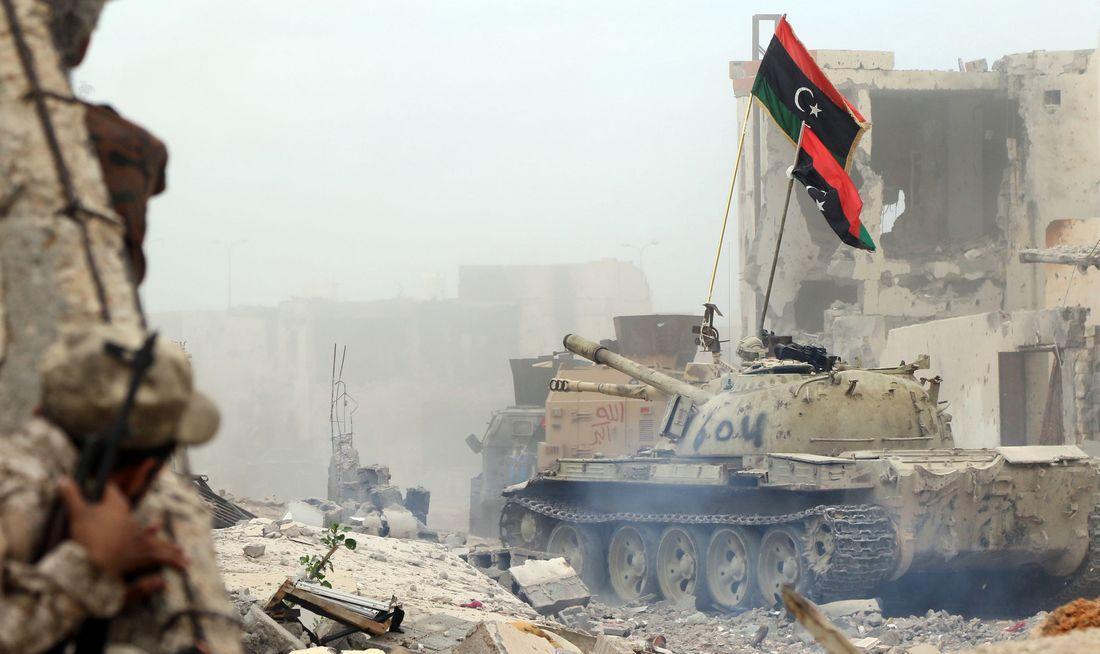 تحرير سرت.. هل هي بداية نهاية  داعش  في ليبيا؟ - CNNArabic.com