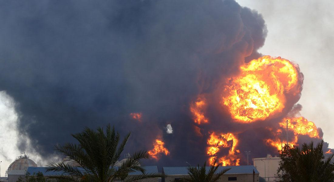 ليبيا 22 قتيلا و73 جريحا في اشتباكات ودخان الحرائق الكثيف يغطي طرابلس - CNNArabiccom