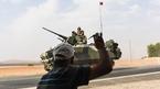 """المعارضة تتقدم بجرابس بدعم تركي و""""درع الفرات"""" يتمدد بوجه داعش وقوى كردية"""