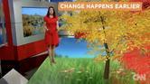 ألوان أوراق الخريف ستتغير.. السبب هو الجفاف