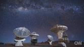 """""""إشارة قوية"""" من نجم تثير تكهنات بوجود مخلوقات فضائية"""