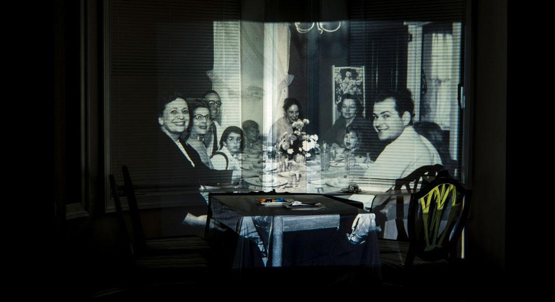 مصورة تعيد أرواح أجدادها إلى الحياة في مشروع تقشعر له الأبدان!
