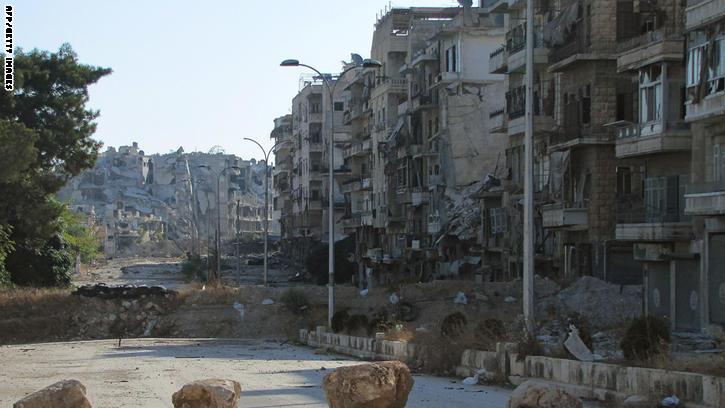 مسؤول أممي يهاجم روسيا: حلب تحولت منطقة قتل والناس تنتظر الموت