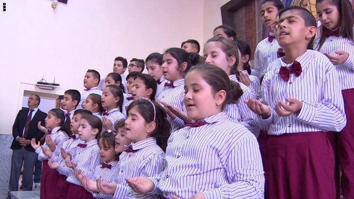 المسيحيون الهاربون من الموصل.. جراح لم تلتئم