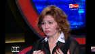 """بالفيديو.. الهام شاهين: الأسد يقاتل مجموعة مرتزقة مدعومة من قطر و """"ربنا يقويه"""""""