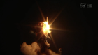 انفجار صاروخ تابع لناسا بعد إطلاقه بثوان