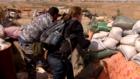 مراسلةCNN على الخطوط الأمامية بتكريت مع القوات العراقية بمواجهة داعش