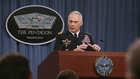 الجنرال جيمس تيري خلال حديثه للإعلام