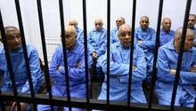 حكم غيابي بإعدام سيف الإسلام القذافي من محكمة طرابلس غير المعترف بها من الحكومة