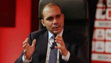 تقرير: ميشيل بلاتيني سيدعم الأمير علي بن الحسين ضد بلاتر بانتخابات الفيفا
