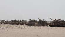إعلان السعودية إرسال قوات لسوريا.. موالون لداعش: لو دخل الجيش وباغتناهم من الرطبة ما موقفهم؟