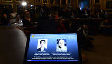 """فوز ياباني وكندي بجائزة نوبل في الفيزياء لاكتشافهما """"كتلة النيوترينو"""""""