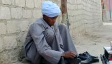 صيصة أبودوح.. مصرية  تنكرت بزي الرجال 43 عاما وترفض خلعه