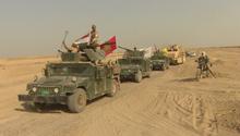 """القوات العراقية تزحف نحو الرمادي لتحريرها من """"داعش"""""""