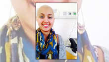 دلال.. المغربية التي تواجه داء السرطان بابتسامة على فيسبوك