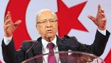 """السبسي يتعرّض لانتقادات واسعة بعدما خصّص خطابًا موجهًا للشعب للحديث عن أزمة """"نداء تونس"""""""