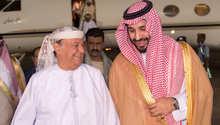 لماذا توقف هادي في عُمان قبل توجهه للرياض بطريقه إلى شرم الشيخ؟