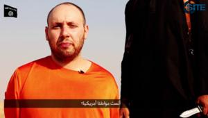 داعش تنشر فيديو يظهر قطع رأس الصحفي الأمريكي ستيفن سوتلوف