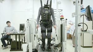 مصابون بالشلل يتحسنون باستخدام تقنية الواقع الافتراضي