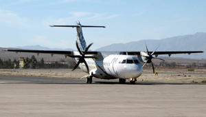 سقوط طائرة ركاب باكستانية بعد انقطاع الاتصال مع برج المراقبة