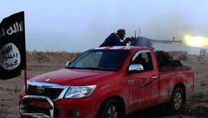 المرصد: داعش يبعد أقل من 10 كيلومترات عن دمشق ويسيطر على أجزاء بمخيم اليرموك