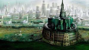 """مدن المستقبل """"الفاضلة"""".. كيف ستبدو في العام 2121؟"""