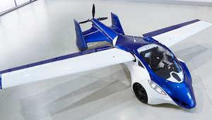 الشركات تتنافس في تصنيع أول سيارة طائرة في العالم