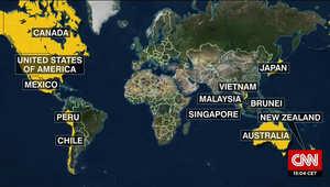مسؤول لـCNN: التوصل لاتفاقية تجارة حرة بين أمريكا و11 دولة عبر المحيط الهادئ يمكن أن تؤثر بقوة على الاقتصاد العالمي