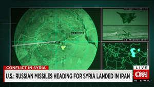 صور الأقمار الصناعية تظهر ملاحقة مقاتلات روسية لطائرات مراقبة أمريكية إلى داخل الحدود التركية