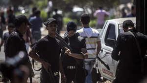 الداخلية المصرية تفض مظاهرات للإخوان و6 ابريل