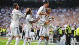 الدوري الإسباني: ريال مدريد يطيح ببرشلونة بثلاثة أهداف لهدف