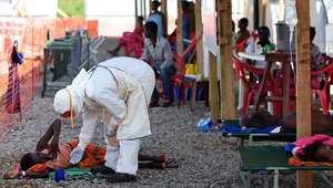 الصحة العالمية: 5420 وفاة و15.145 ألف إصابة مؤكدة بفيروس إيبولا حتى 16 نوفمبر