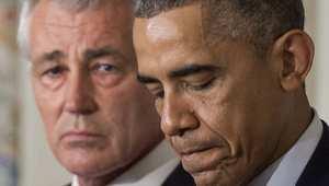 المتحدث باسم البنتاغون يجيب لـCNN عن تساؤلات علاقة الأوضاع بالعراق باستقالة وزير الدفاع الأمريكي تشاك هاغل